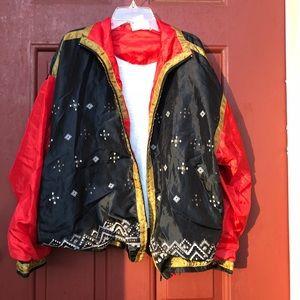 Jackets & Blazers - Retro-feel windbreaker